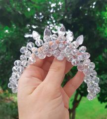 Bride hair accessories handmade