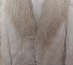 Se prodava bela kratka bunda