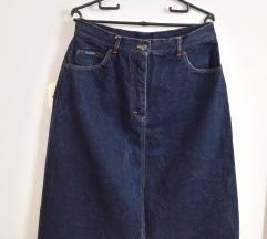 *500*Nova teksas vintage suknja LEE COOPER 40/42