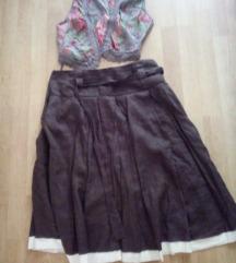 Benneton suknja* namaleno