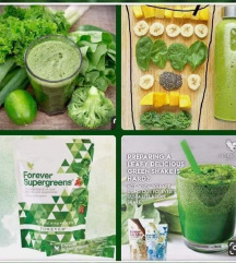 Forever SuperGreens 🥦 20зеленчуци и овошје