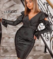 Lusido nov fustan (so etiketa) 40/42