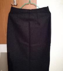Зимска сукња ( pencil)