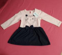 Zensko fustance so etiketa
