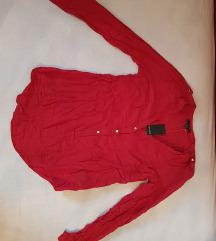 Лесна црвена кошулка