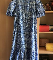 Фустан со Цветен Принт