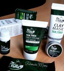 Производи со чајно дрво за мрсна кожа