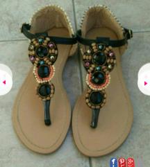 Sandali boho stil