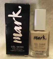 MARK Gel shine nail enamel
