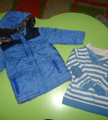 Zimska jakna+Rebel dzemper za 1-2god.