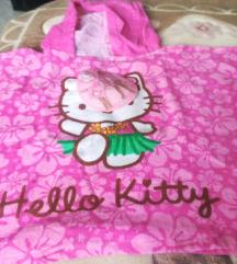 Poncho HELLO KITTY