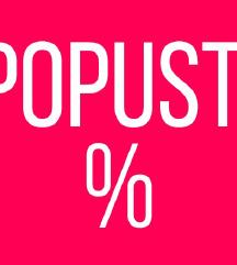 DAVAM DO 50 % POPUST NA SKORO SITE ARTIKLI