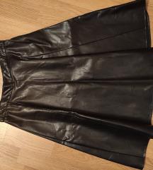 ASOS kozna suknja