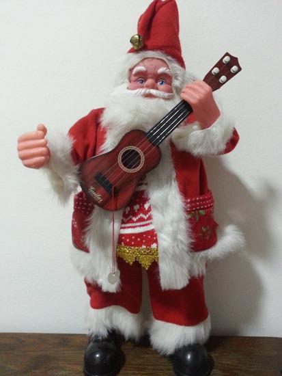 Muzikalen nov golem dedo mraz visina 1.00 cm