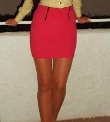 Нова сукња со етикета