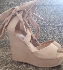 Kremovi sandali