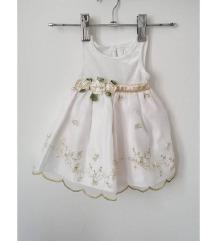 Sveceno fustance so tul kako novo!