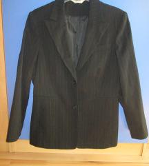 НОВО црно класично женско сако