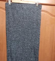Srebrena suknja