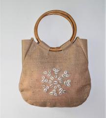 NOVA GLANC ! Bambus shik torba !Samo 150den