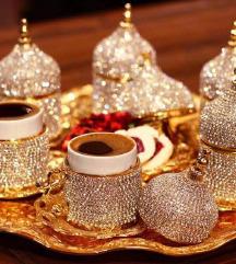 Turski set za kafe