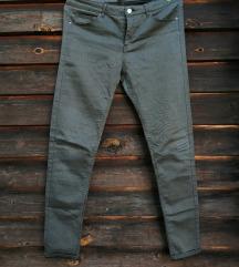 H&M маслинести панталони