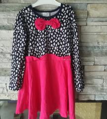 Novo pamucno fustance za 4-5