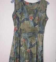 Свилен фустан