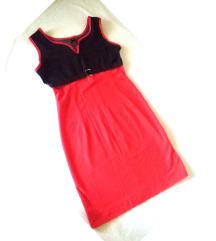 Црвен фустан S/M