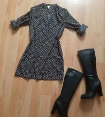 Ново кратко фустанче и чизми