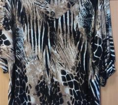 Sarena bluza za pokrupni