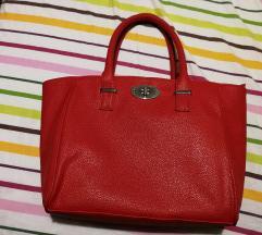 Црвена лесна чанта