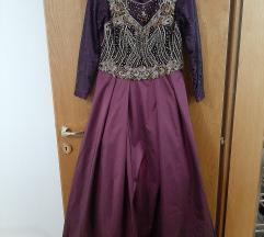 Преубав свечен фустан