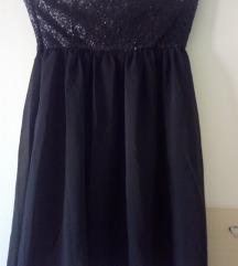 PIMKIE black dress so etiketa S/M