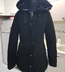 Debela i topla zimska jakna