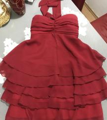 Bordo fustan Vasidora kako nov