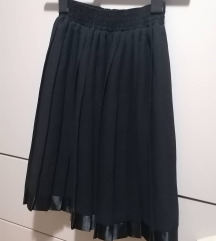Plisirana suknja S/M