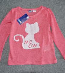 НОВО 'Lupilu' џемперче за 2-4 год.