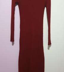 Бордо фустан