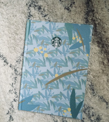 Starbucks тетратка со линии