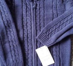SanBebe Нов џемпер со патент бр.4