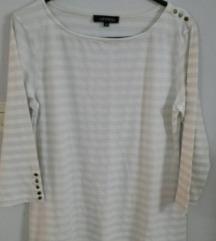 *300*NOVA bela so krem bluza VESTINO 42