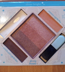 Essence The Glow Must Go On Palette
