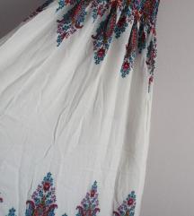 Dolg leten fustan