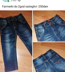 Farmerki do 2god