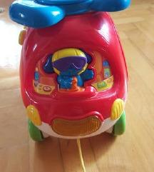 Vtech muzicka igracka raspeani helikopter