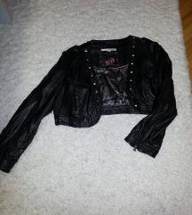 Tally Weijl nova kozna jakna so nitni