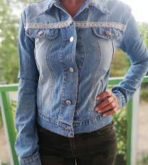 Zara teksas jakna