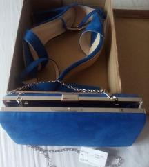 Nov damski Royal Blue set