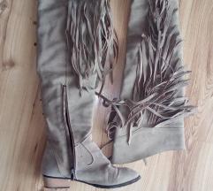 Високи штосни чизми